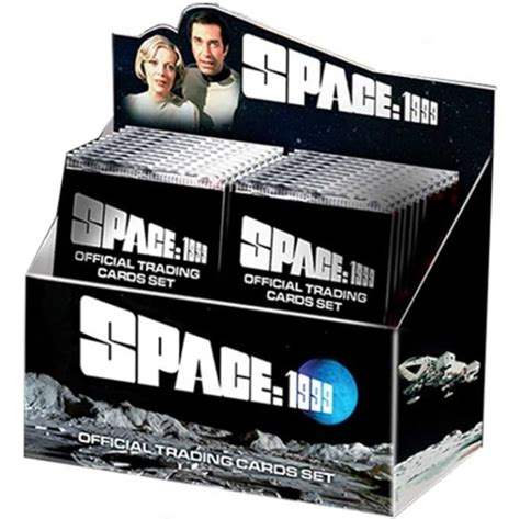 Gift Card Manufacturers Uk - space 1999 series 1 trading cards from unstoppable cards uk