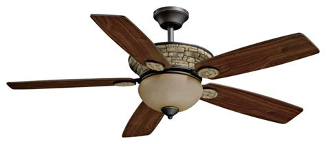 Cottage Ceiling Fans by Country Cottage 52 Quot Jasper Rubbed Bronze Ceiling Fan
