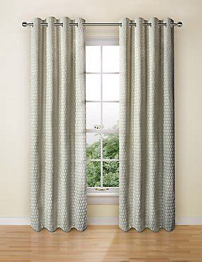 marks and spencer voile curtains ready made curtains marks spencer london