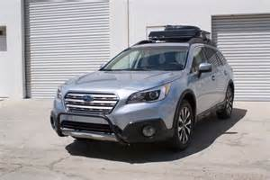 Subaru Outback Light Bar 2015 Subaru Outback Rally Light Bar Su Gsa Rlb 01