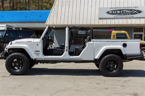 aev jeep interior aev brute double cab rubitrux conversion