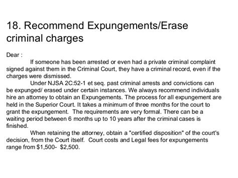 If Charges Were Dismissed Do I A Criminal Record Municipal Court Criminal Practice