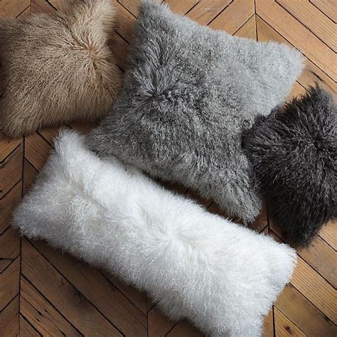 mongolian pillow cover decorative