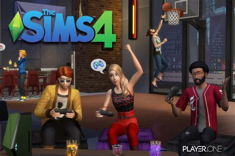the sims 4 console the road sims 4 took to consoles player one