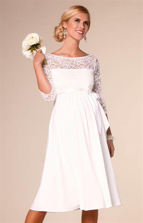 wedding dress clothing lucia maternity wedding dress ivory maternity