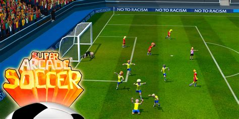 super arcade soccer nintendo switch  software