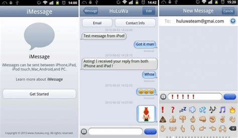 imessage chat for android unofficial imessage app for android surfaces in play store amid significant security