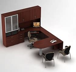 Zira Office Desk Global Zira Series Executive Desk Layout 3 Office