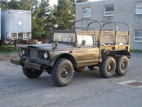 jeep kaiser 6x6 m715 6x6 vehicular ideations