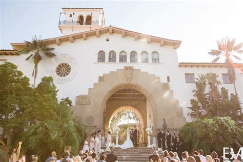 real wedding elegance in montecito santa barbara wedding