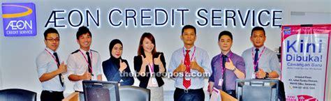 aeon credit aeon credit opens new branch in sibu borneopost online