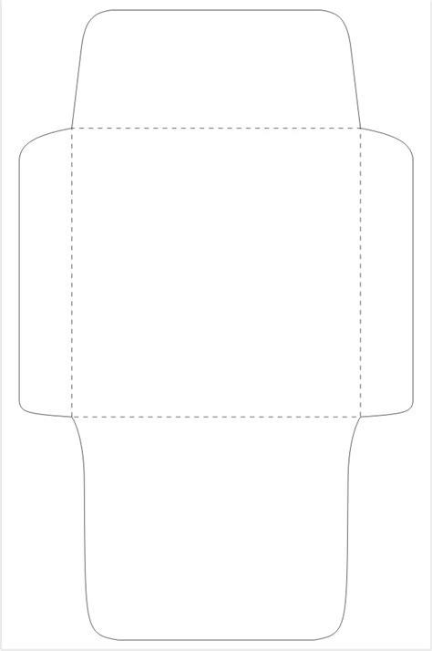 envelope address pattern printable cute envelope template craft ideas for kids