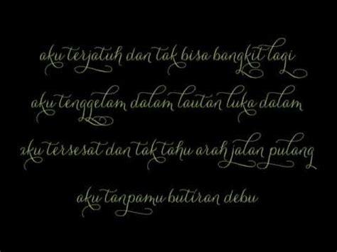 Kaos Satria Fu Sayang top indo song playlist