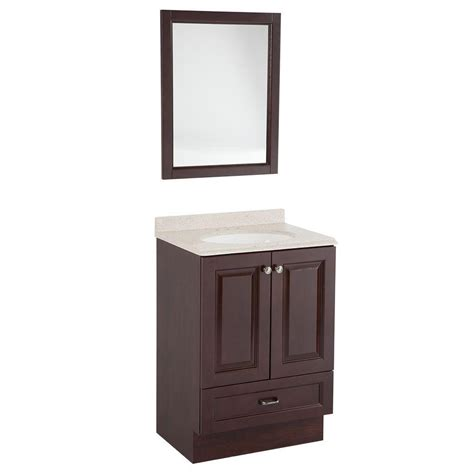 glacier bay bathroom vanity home center