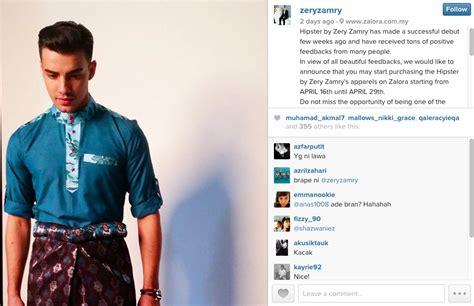 design baju hipster baju melayu hipster fesyen raya 2015 yang lagi quot panas