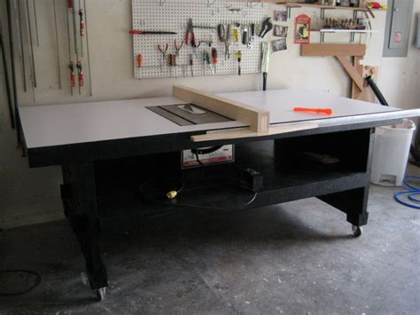 Table Saw Fence Upgrade by Upgrade For Craftsman Table Saw By Daved Lumberjocks