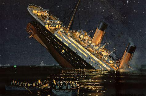 wann sank die titanic untergang der titanic kbvollmarblog