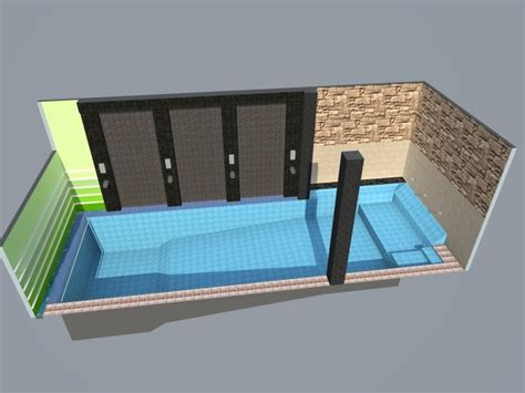 desain lu duduk rumah idaman ide tips area kolam renang dan hiasan