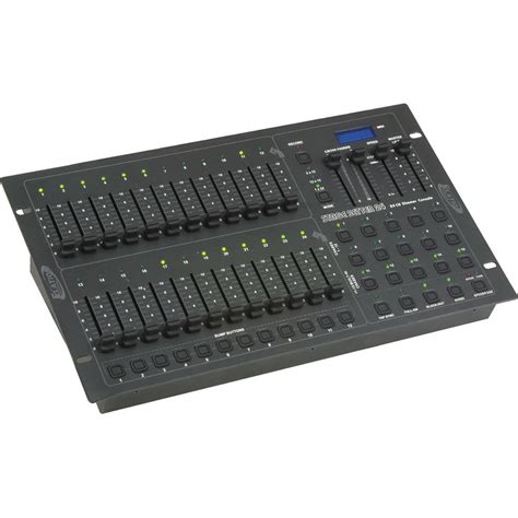 lighting console elation professional stage setter 24 dimming stage setter