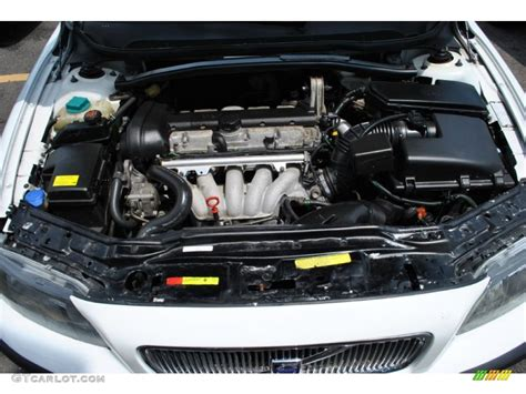 2004 volvo v70 2 4 2 4 liter dohc 20 valve 5 cylinder
