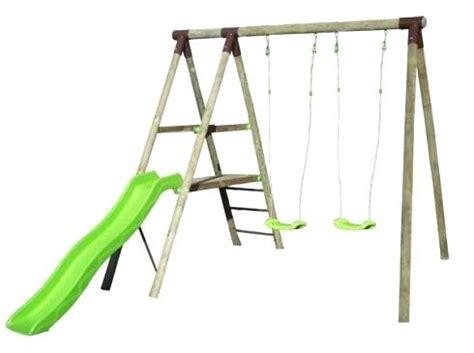Balancoire Toys R Us balancoire bois avec toboggan toys r us famille et b 233 b 233