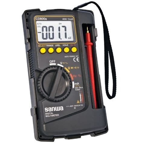 Multi Sanwa sanwa cd800a digital multimeter tools ashop bangladesh ashopbd