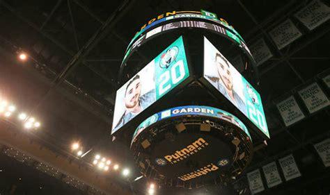 Sends A Message To Fans by Gordon Hayward Boston Celtics Sends Fans Into