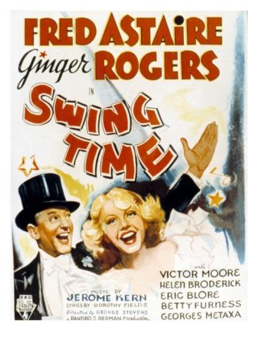 swing time musical swing time fred astaire ginger rogers 1936 the dancing