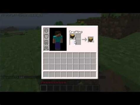 how to make a bench on minecraft charber nice how do you make a wooden boat in minecraft