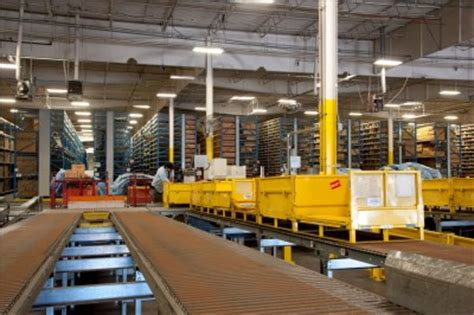 Toyota Distribution Center Toyota Talks Trash And Returnable Containers Packaging