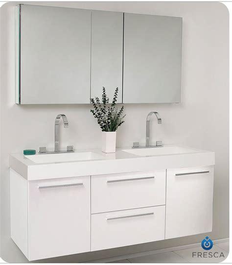 54 bathroom vanity double sink