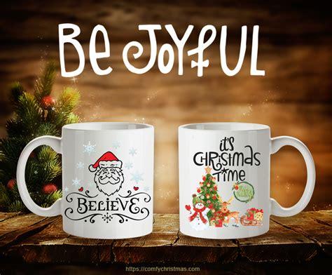 christmas coffee mug gift ideas comfy christmas