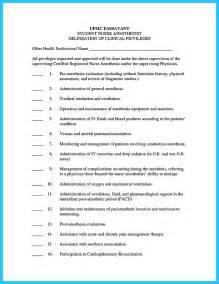 Anesthetist Resume Crna Resume Haadyaooverbayresort