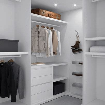 Inside Wardrobe Storage by Storage Closets Small Bedroom Design Ideas Pictures
