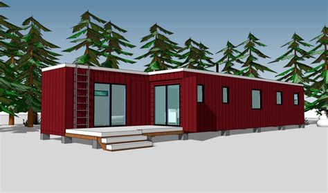 720 Sq Ft Shipping Container House Plans House Plans For Container Homes