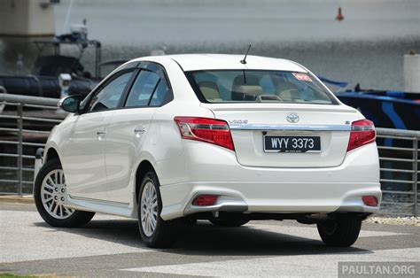 Toyota Vios 1 5 G Driven 2013 Toyota Vios 1 5 G Sled In Putrajaya Image