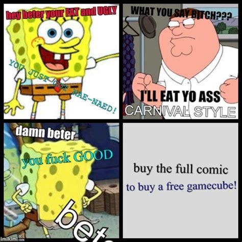 Beter Memes - beter vs spang hey beter know your meme