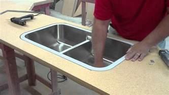 Replace Undermount Kitchen Sink Kitchen How To Install Undermount Sink At Modern Kitchen Design Whereishemsworth