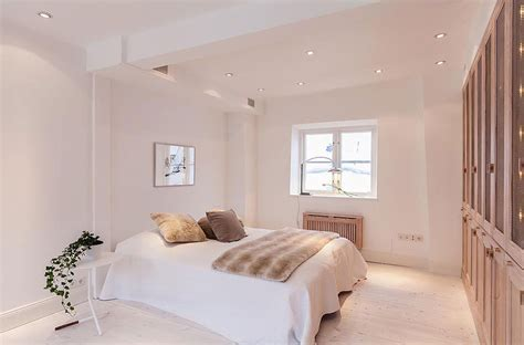 fabulous scandinavian apartment with white interior design attic apartment located in stockholm keribrownhomes