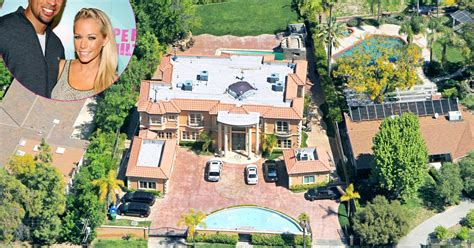 kendra wilkinson house kendra wilkinson and hank baskett celebrity real estate us weekly