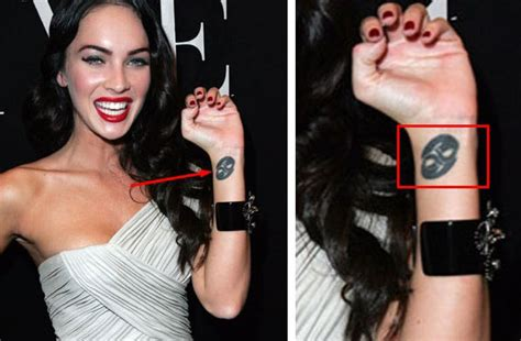 megan fox tattoo removal megan fox before after plastics surgery megan fox