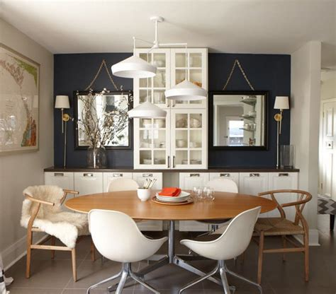 dining room designs elegant modern style round table 32 elegant ideas for dining rooms real simple