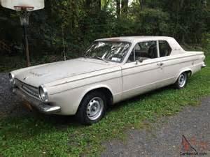 1963 Dodge Dart For Sale 1963 Dodge Dart 270