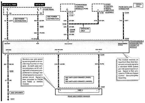 1992 ford e350 vss wiring diagram 33 wiring diagram