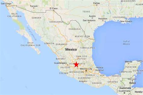 Home Interior App guanajuato map 1 on the road in mexico