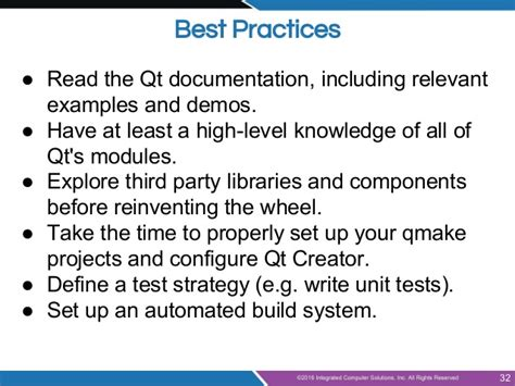 qt programming best practices qt for beginners part 4 doing more