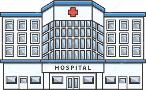 imagenes animadas hospital dibujos animados de ilustraci 243 n de doodle de hospital