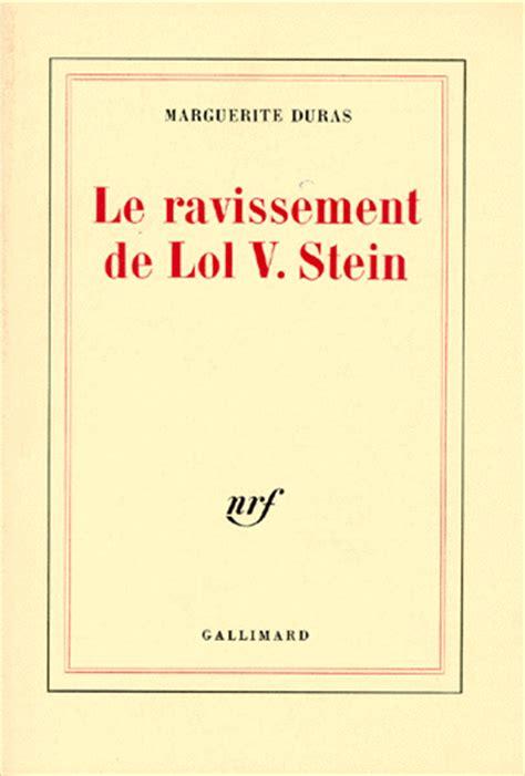 marguerite duras le ravissement de lol v stein lu par bruno la confr 233 rie des 10001 pages