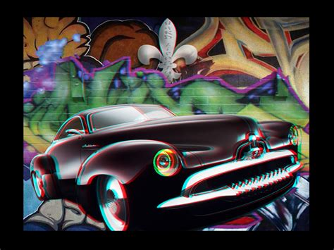 Car Graffiti Wallpaper by Lifestyle Downloads