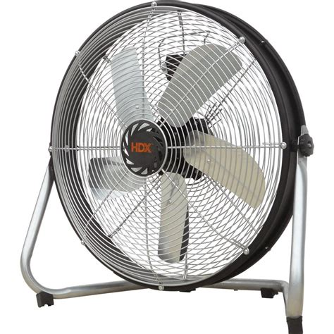 hdx 20 in high velocity floor fan with shroud hdf50 sp